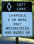 Earth Month Eco-Tip #12: Carpool