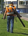 Earth Month Eco-Tip #16: Drop that leaf blower