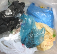 Earth Month Eco-Tip #5: Use less plastic bags