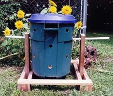 Eco-Tip #4: DIY compost bin