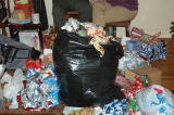 Spending a lot this holiday season? Consider the waste.