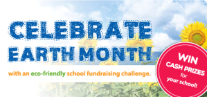 Earth Month Challenge