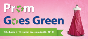 Prom Goes Green