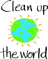 Clean Up the World Weekend and The Impact of Textile Production
